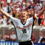 Der Tonnentritt von Klinsmann in 1994 – Fußball Geschichten in Deutschland