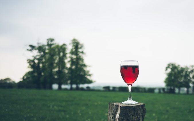 Korrekte Weinlagerung